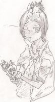 Mukuro, what are you doing? by Hayxen