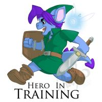 Hero In Training Revamp by MegSyv