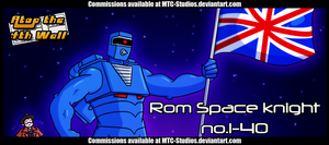 AT4W: Rom Space knight 1-40 by MTC-Studio
