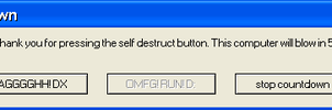 Error message by HeroInTraining