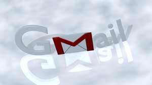 Gmail Icon on Ice by Oxidizer25