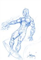 SILVER SURFER by Mich974
