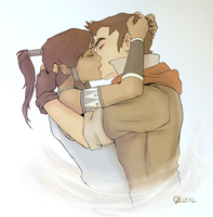 MaKorra by Fenchan