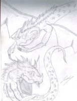 Dracons by SadnessGuy