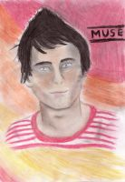 Matthew Bellamy by LilianG