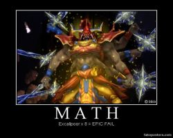 Demotivational: Math by Mrfipp