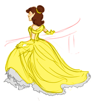 Belle by soteh