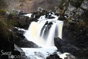 Rogie Falls by SharpePhocus