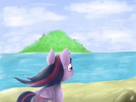 Wander, Twilight by LuGiAdriel14
