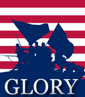 Minimalist Glory Poster by Party9999999