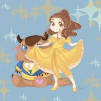 Beauty and the Beast by RaiLim