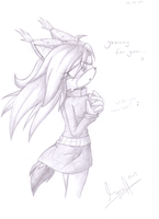 :: Yearning for You :: by MariahAcorn
