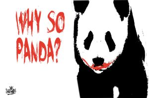 Why So Panda? by Japoneis202