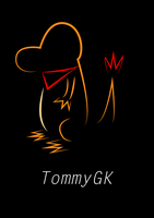 Tommy Gift Art by Red-Rat-Writer