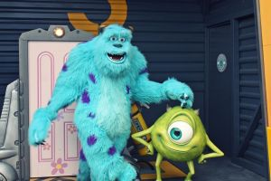 Sully and Mike by Mlle-Dreamer