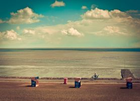 North Sea - Cuxhaven by Snowflake20