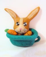 Clay Bunny by KTKtiemi
