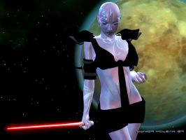 Sith Assassin Mala by LordFreeza