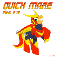Quick Mare by AnimeFreak40K