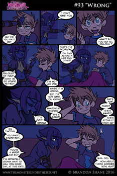 The Monster Under the Bed - 093 - Wrong by JiveGuru