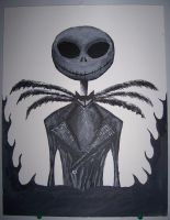 Jack Skellington by FunkBlast