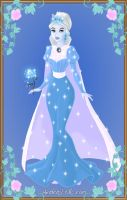Snow Queen by LadyIlona1984