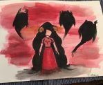 The Ghosts of Aradia  by RejectedNat