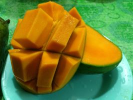 Tongdam mango by plainordinary1