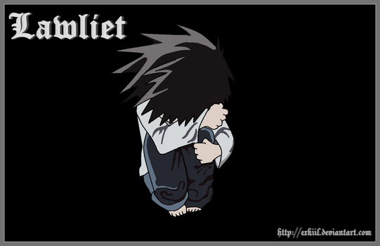 Lawliet by exkiiL