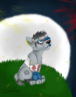 Entry for TheMysticWolf-Tirea's Contest :3 by PixieGirl3
