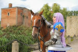 Wild horse. by Shoko-Cosplay