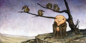Four Birds by ursulav