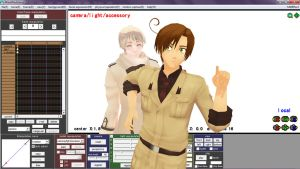 What are you doing romano~? by hetalia-fanart
