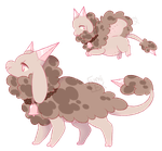 [Species concepts] Unnamed species by Fumi-LEX
