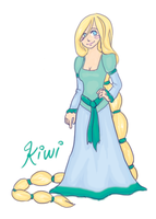 Medieval Kiwi by Penguin-Happiness