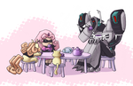 Time for tea by downbox