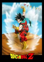 David - Dragon Ball Z OC - v.3 by orco05