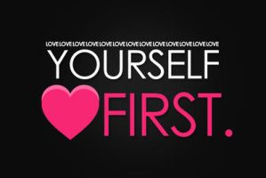 Love Yourself First by thesashabell