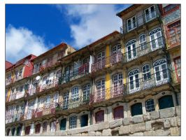 Porto, Portugal by globetrotter85