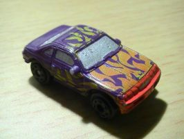 micro muscle car 90s by EnriqueGomez