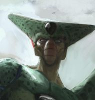 CELL Wip by nachomolina