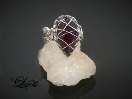 Vampire power ring by Laurelis