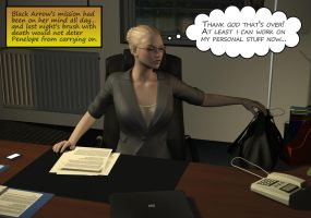 Penelope - Working Late 5 by Torqual3D