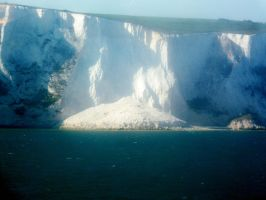 The White Cliffs of Dover by peevee01