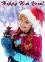 Best wishes from Anna! by GrangeAir