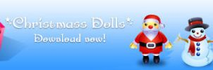 X-Mas Dolls for Windows by ncus