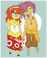 C: Cuties! by Twillywho