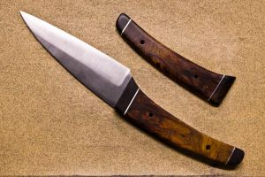 Paring Knife in Progress by Dobson