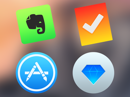 Dock icons by creatiVe5