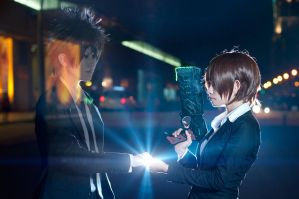 Psycho-pass 4 by mellysa